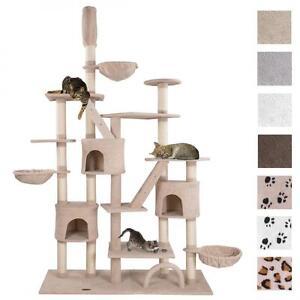 riesiger kratzbaum deckenhoch katzenkratzbaum. Black Bedroom Furniture Sets. Home Design Ideas