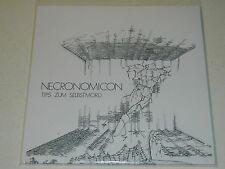 NECRONOMICON - Tips Zum Selbstmord / Re. Amber Soundroom / Vinyl LP New! - Rare!