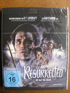 Details about THE RESURRECTED (1991) (Locked REGION B Blu-Ray) CHRIS  SARANDON - BRAND NEW!!
