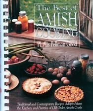 Best of Amish Cooking: Traditional And Contemporary Recipes Adapted From The Kit
