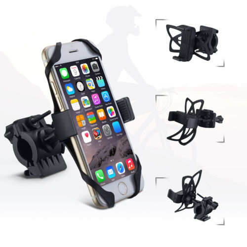 Universal Motorcycle MTB Bike Bicycle Handlebar Mount Holder For mobile Phone