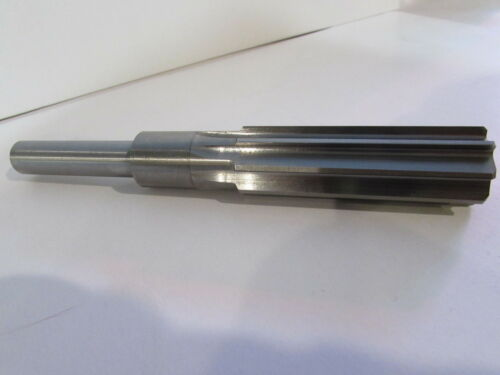"""7//8/"""" HIGH SPEED REDUCED SHANK REAMERS--SILVER /& DEMING--L/& I-MADE IN U.S.A."""