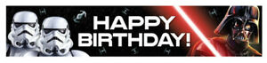 ULTIMATE SPIDERMAN Party Banner 1.5m x .3m Birthday Kids Decoration