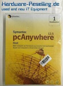 Symantec pcAnywhere 12.5 Host Fernsteuerung NEU OVP