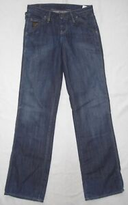 G-Star Women's Jeans W27 L34 Medin Pant Loose WMN 27-34 Condition Very Good