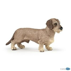 Papo-54043-Wirehaired-Dachshund-8-cm-Dogs-and-Cats