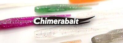 Thirty Four 34 Chimerabait 2.0 Ajing worm for Mackerel