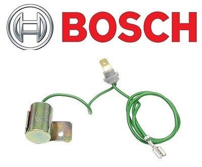 Ignition Condenser Bosch Brand Fits VW Karmann Ghia Fastback /& Transporter