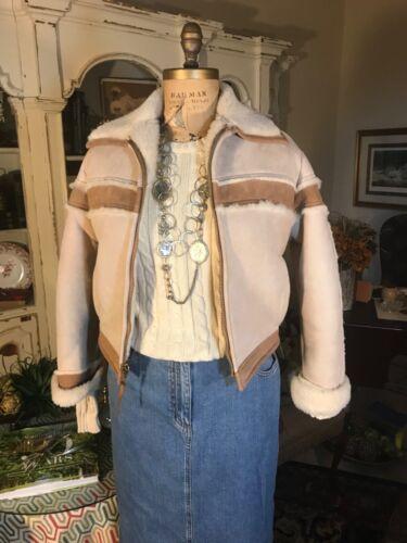 Overland Sheepskin Co. Women's Sheepskin Jacket Si