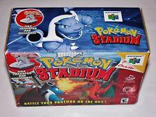 Pokemon Stadium for Nintendo 64 N64 - BRAND NEW & FACTORY SEALED!