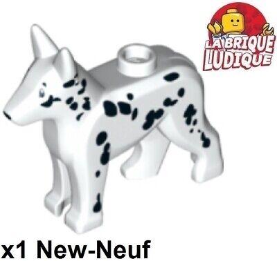 Alsatian 92586pb01 LEGO minifig animal personnage figurine Dog Ger