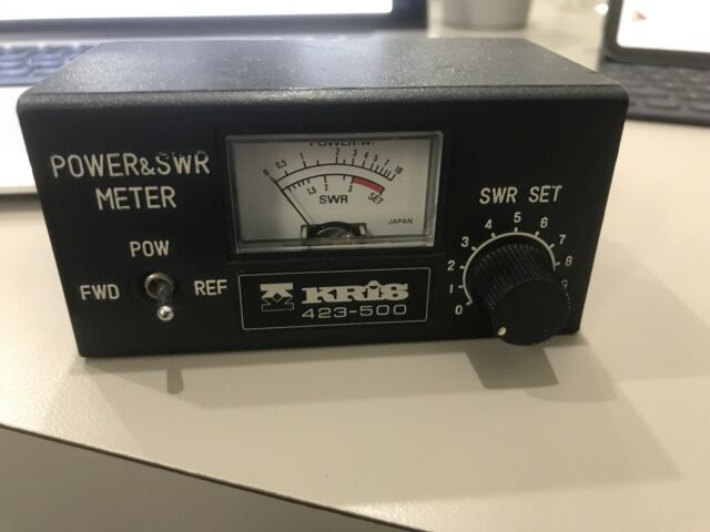 Santec W740 Ham Radio Swr Wattmeter For Sale Online Ebay