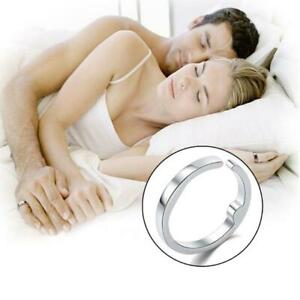 Anti Snore Ring Acupressure Apnea Sleeping Aid Stop ...