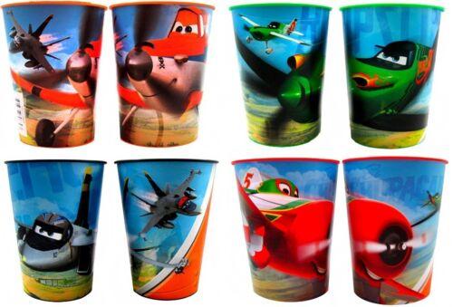 DISNEY PLANES REUSABLE KEEPSAKE CUPS ~ Pixar Birthday Party Supplies Favors Boy