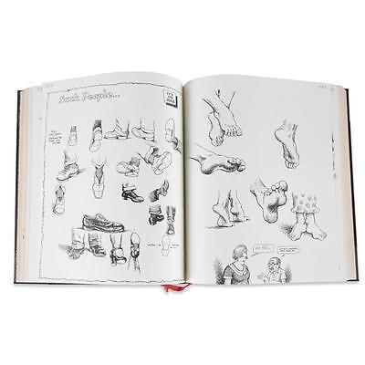 12. (Comic Art) 5 Vols. Crumb, R(obert). Sketchbook: 1966-1967. (Frankfurt... Lot 12