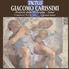 Giacomo Carissimi - Carissimi: Oratorio della SS Vergine; Jonas (2006)