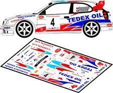 DECALS 1/43 TOYOTA COROLLA WRC #4 - GRYCZYNSKI - RALLYE WARSZAWSKI 2000 - D43071