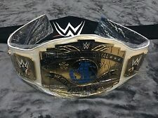 WWE Intercontinental Championship Belt WRESTLING BELT WWF TITLE ADULT SIZE WCW