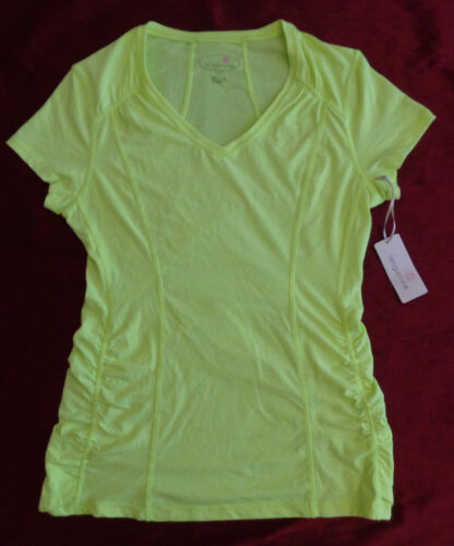 NWT Women/'s Tangerine Athletic Active Top Performance Shirt Multi Colors /& Sizes