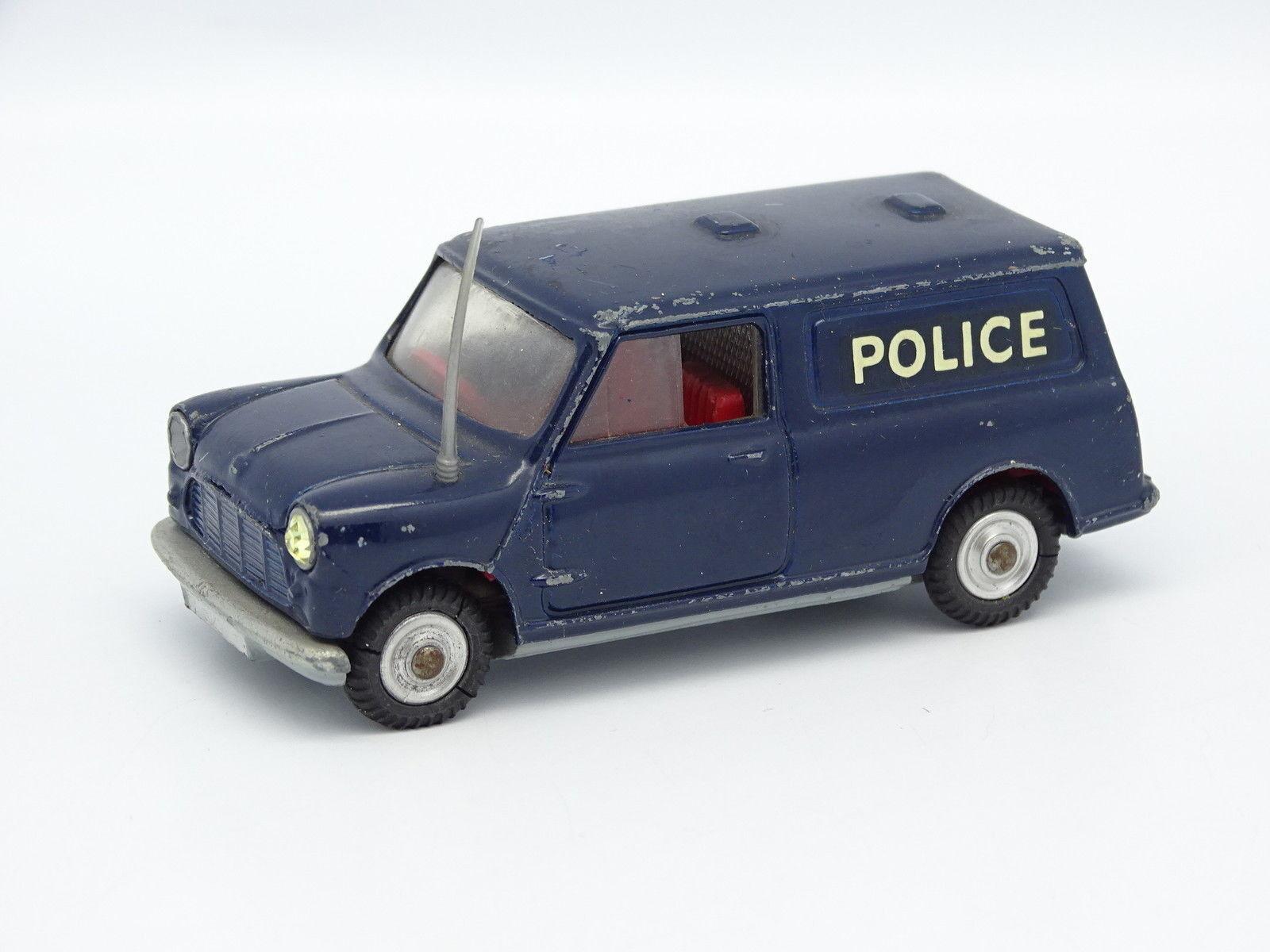Corgi Toys SB 1 43 - Austin Mini Van Police