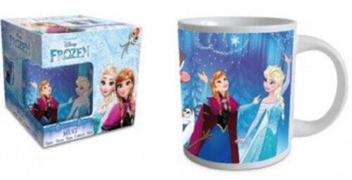 Disney Frozen 3 tlg SET Tasse Besteck-Set  und 3D Tischunterlage Die Eiskönigin