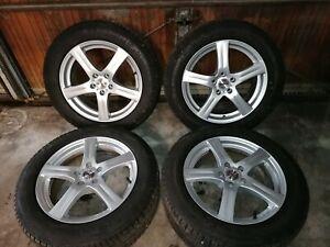 Ford-Kuga-I-II-Alu-Winterraeder-RDKS-Michelin-Pilot-Alpin-235-55-R17-103H-1384