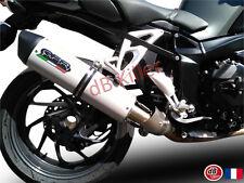 SILENCIEUX GPR FURORE ALU BMW K1200 S/R/RS 2004/08