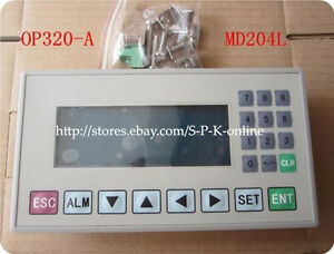 Text display td md204l op320 a hmi panel display screen with rs232 image is loading text display td md204l op320 a hmi panel sciox Images