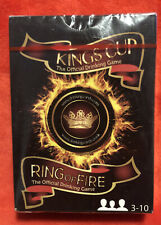 Ring of fire drinking game rules king