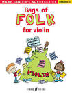 Bags of Folk for Violin: Violin Solo by Mary Cohen (Paperback, 2008)