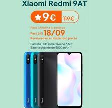 Xiaomi Redmi 9AT 32GB ROM 2GB RAM 4G Smartphone Práctico 6.53 '' Zoll 5000MAH