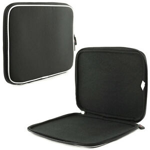 Black-10-1-inch-Tablet-Slim-Zipper-Sleeve-Case-Cover-Thin-Memory-Foam-NLK5