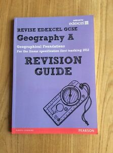 Edexcel GEOGRAPHY A Revision Guide GCSE - Oldham, United Kingdom - Edexcel GEOGRAPHY A Revision Guide GCSE - Oldham, United Kingdom