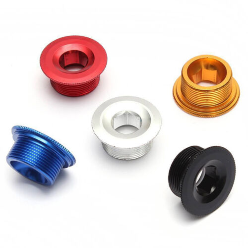 Anodized Arm Fixing Bolt Bike Bicycle Crank Chainset Screw Axis For Shimano SVQ