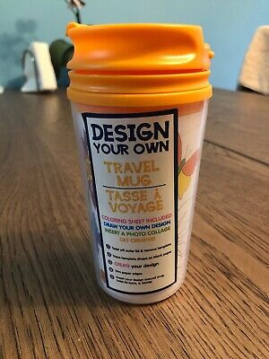 Design Your Own Mug Travel Cup Insert