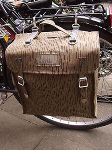 2 neue taschen packtaschen seitentaschen f r fahrrad. Black Bedroom Furniture Sets. Home Design Ideas