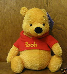 Classic-Pooh-Plush-by-Gund-81002-POOH-12-034-NEW-Tag-from-our-Retail-Store