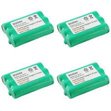 4 Cordless Phone Battery 350mAh NiCd for AT&T 1231 2231 2419 2420 E1215 E1225