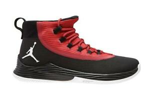 225909bfe23 Image is loading Mens-NIKE-JORDAN-ULTRA-FLY-2-Black-Trainers-
