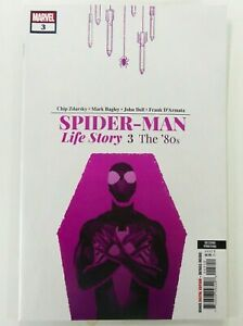 Marvel-SPIDER-MAN-LIFE-STORY-2019-3-THE-1980-039-s-2nd-Print-VARIANT-NM-Ships-FREE