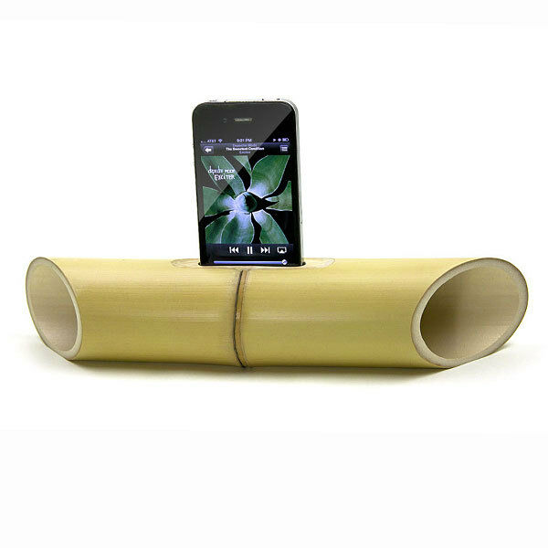 iBamboo Speaker for iPhone 4/5
