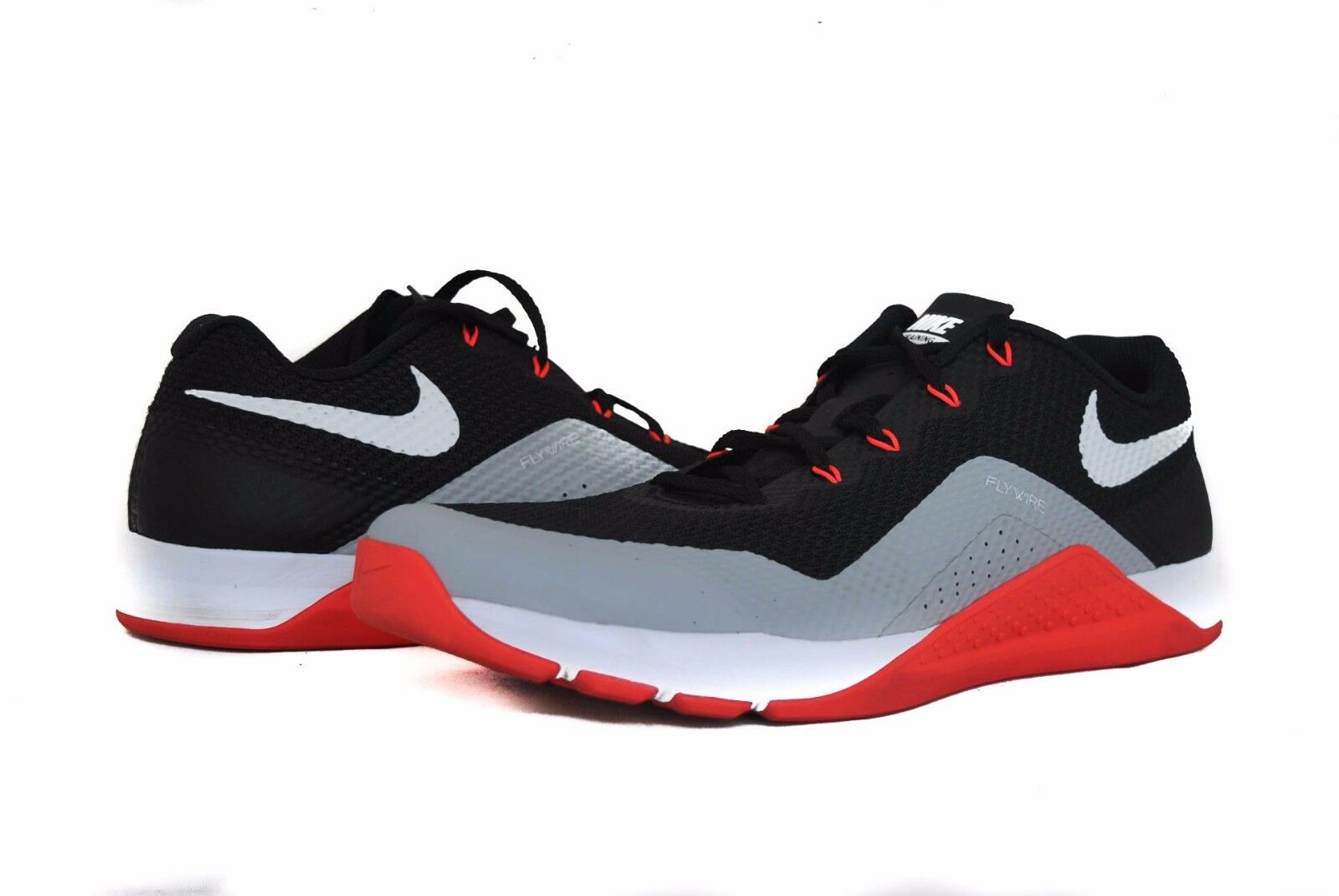 202989195d Nike Men's Repper DSX Cross Training shoes in Black White Grey Crimson Sz  12 USED