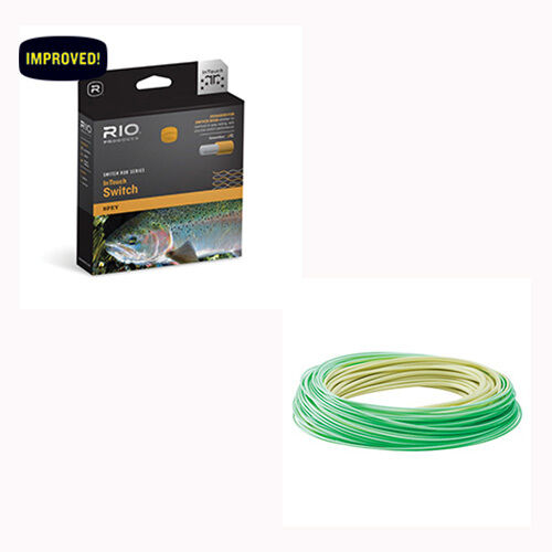Rio InTouch Switch Fly Line, New - with Free Shipping