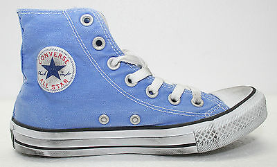 ALL STAR CONVERSE LIMITED EDITION HI CANVAS 1C522 NUOVO TG. 36 37 39 40 41
