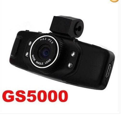 New 1080P HD GS5000 Recorder Camera Night Vision Car DVR GPS Track G-Sensor