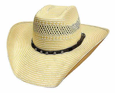 Bullhide Hats Borrowed Time Straw Western Cowboy Hat 2312