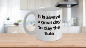 Flute-Mug-White-Coffee-Cup-Funny-Gift-for-Flutist-Player-Musician-Performer