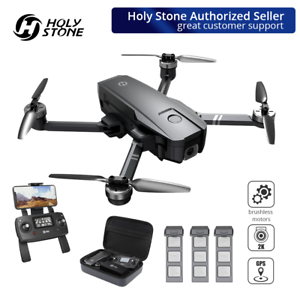 Holy Stone HS720 Foldable FPV Drone with 2K HD Camera GPS Brushless Quadcopter