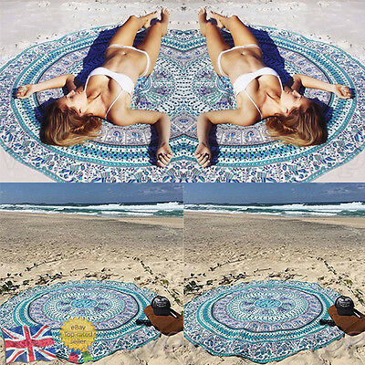 Beach Cover Up Bikini Boho Summer Dress Swimwear Bathing Suit Kimono Tunic Gift