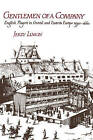 Gentlemen of a Company: English Players in Central and Eastern Europe 1590-1660 by Jerzy Limon (Paperback, 2009)